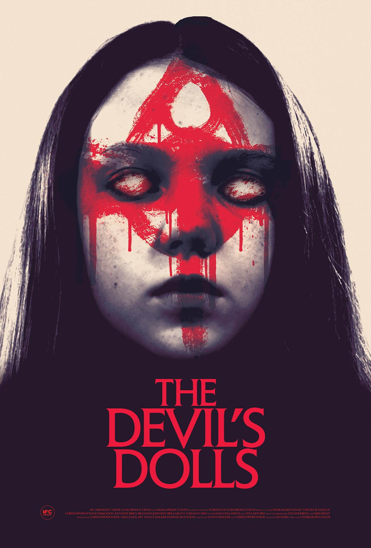 The Devil's Dolls Poster #1