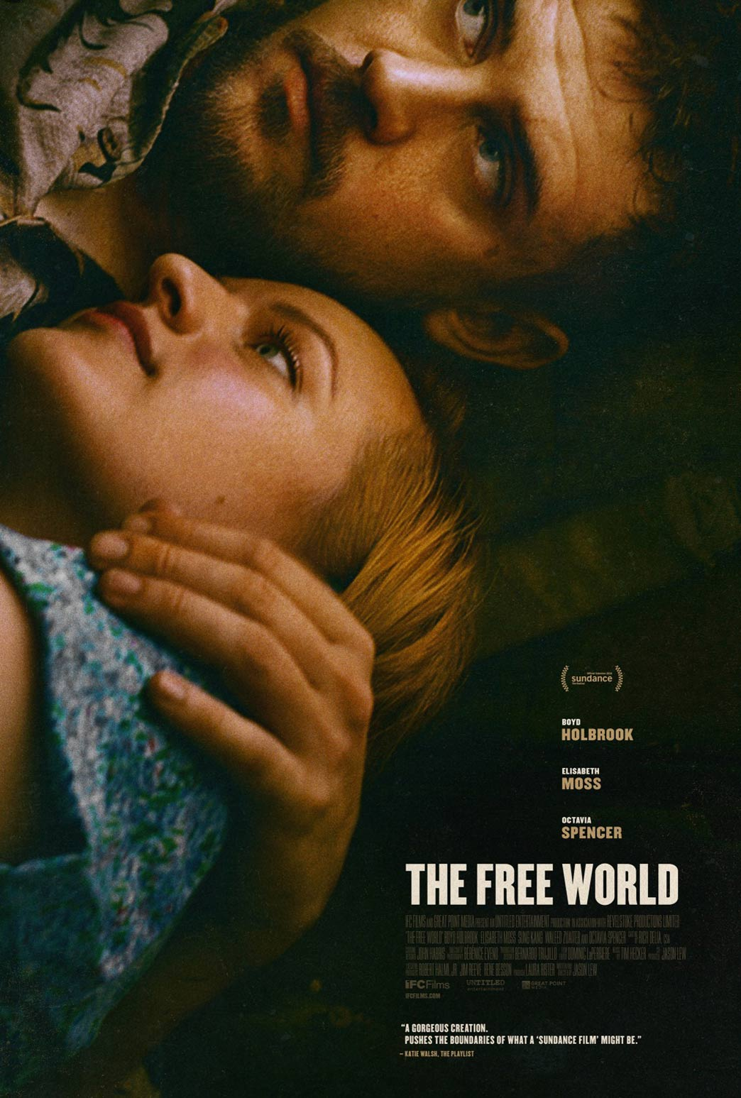 The Free World Poster #2