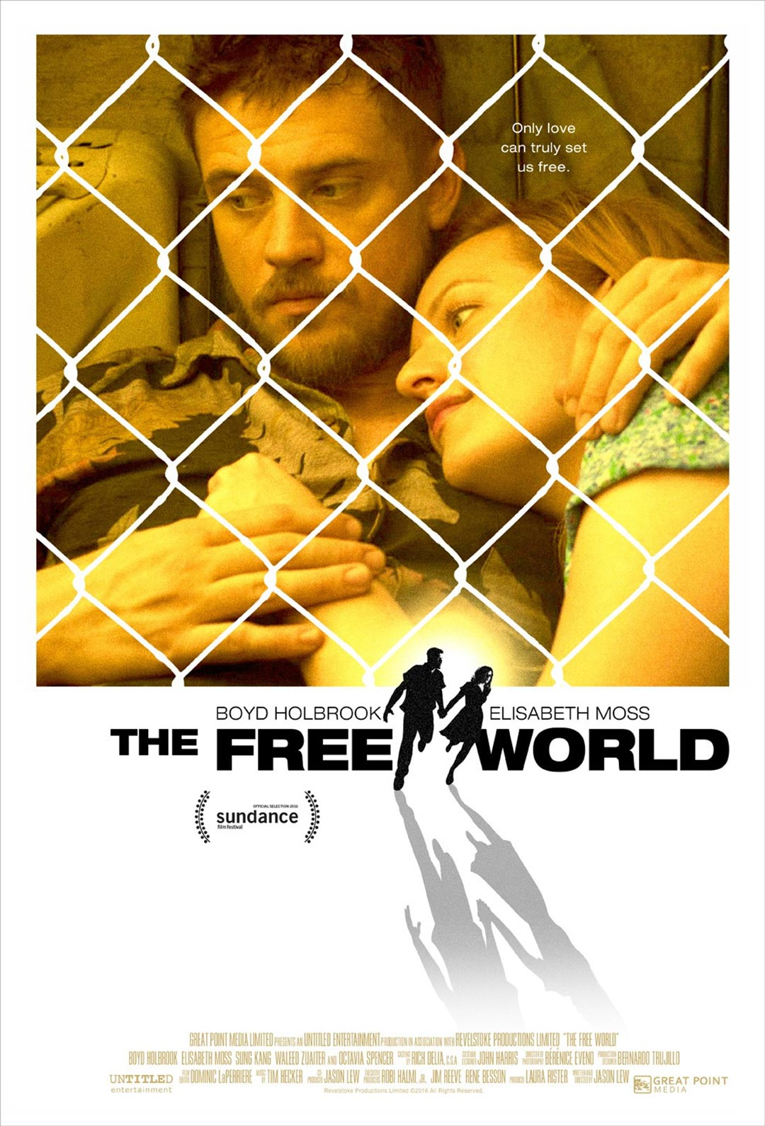The Free World Poster #1
