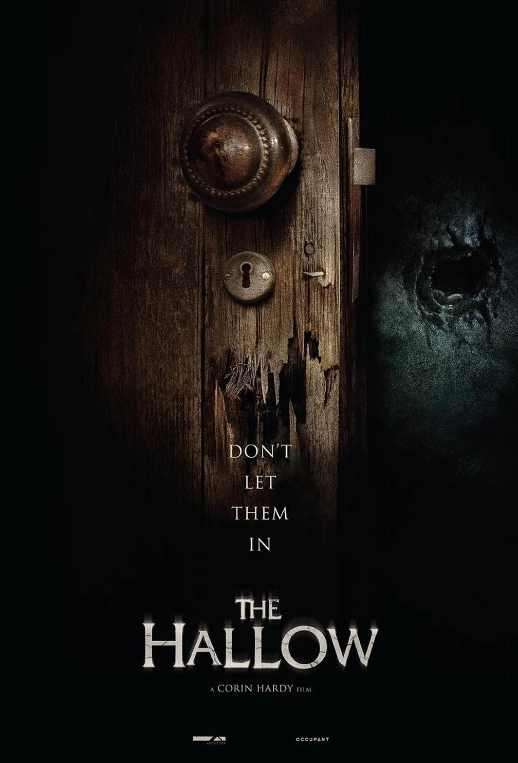 The Hallow Poster #1