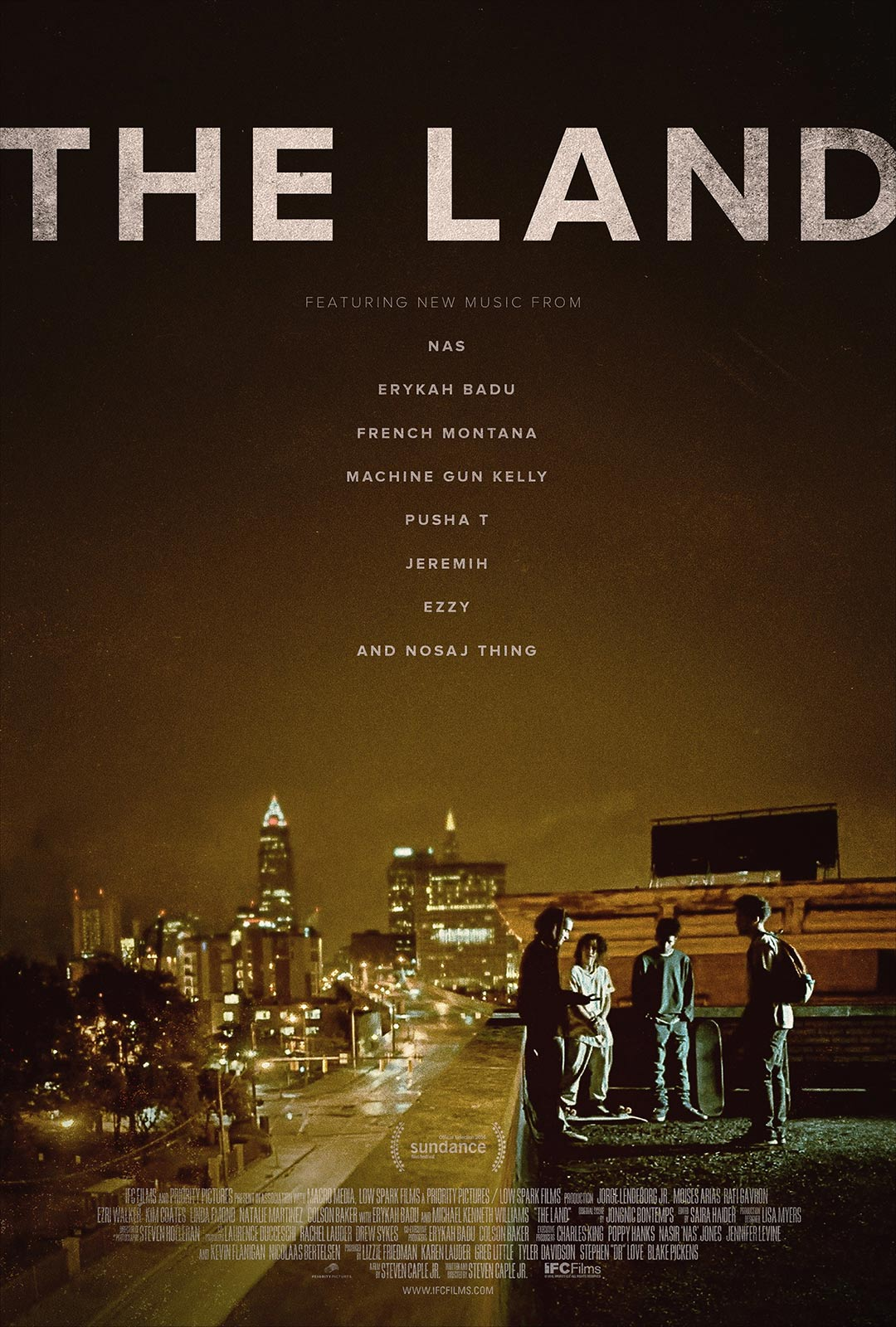 The Land Poster #1