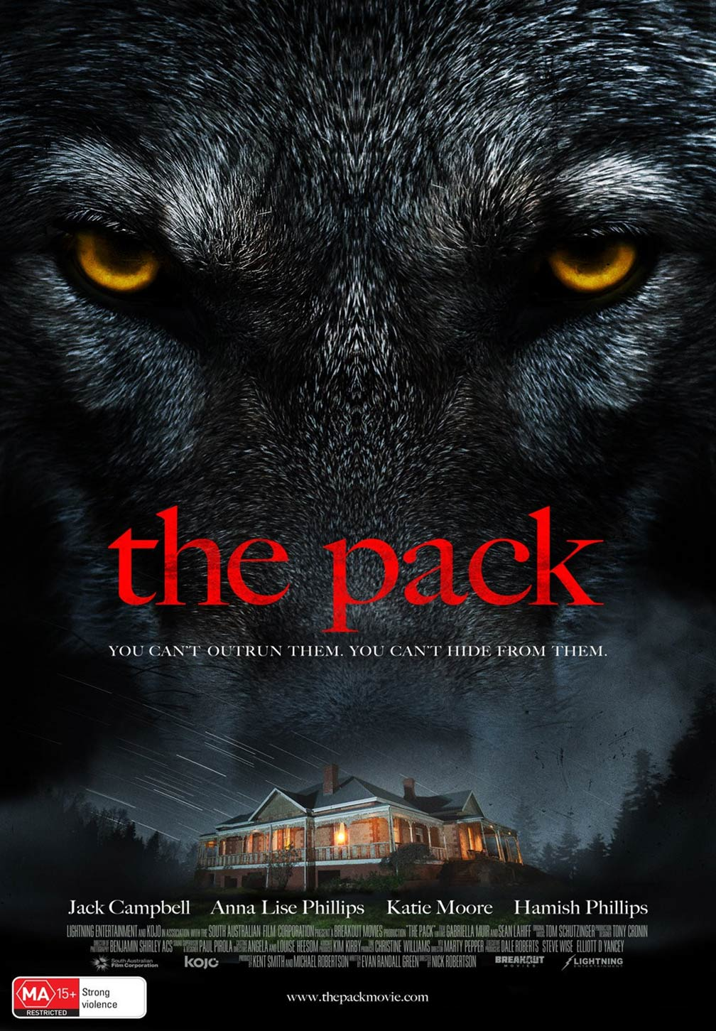 Image result for the pack 2016