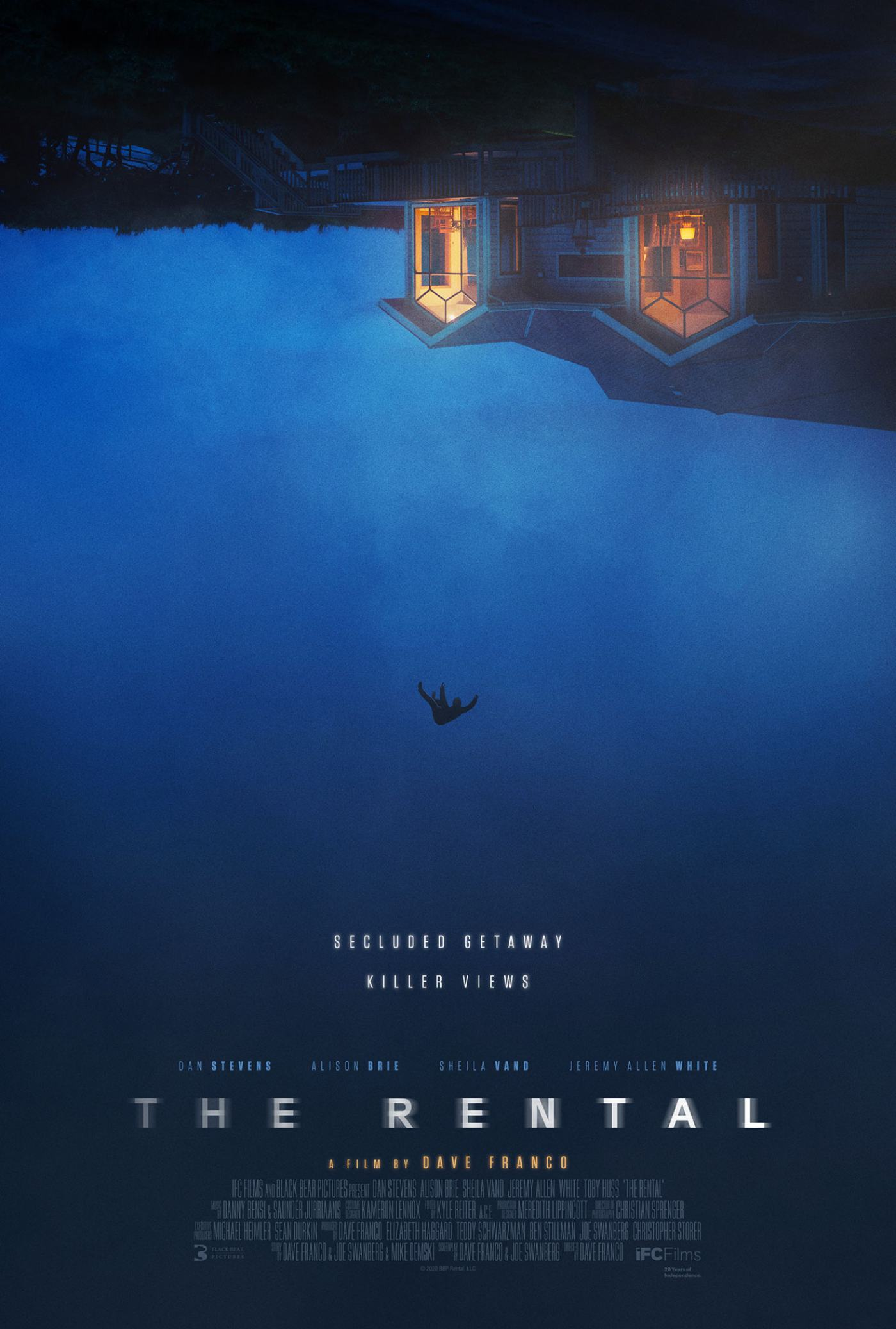 The Rental Poster #1