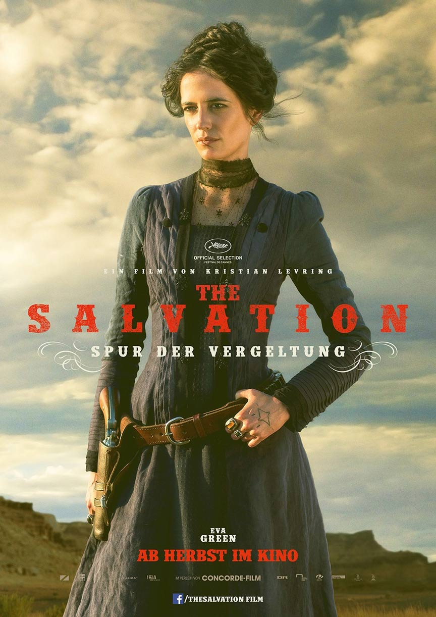 The Salvation Poster #2