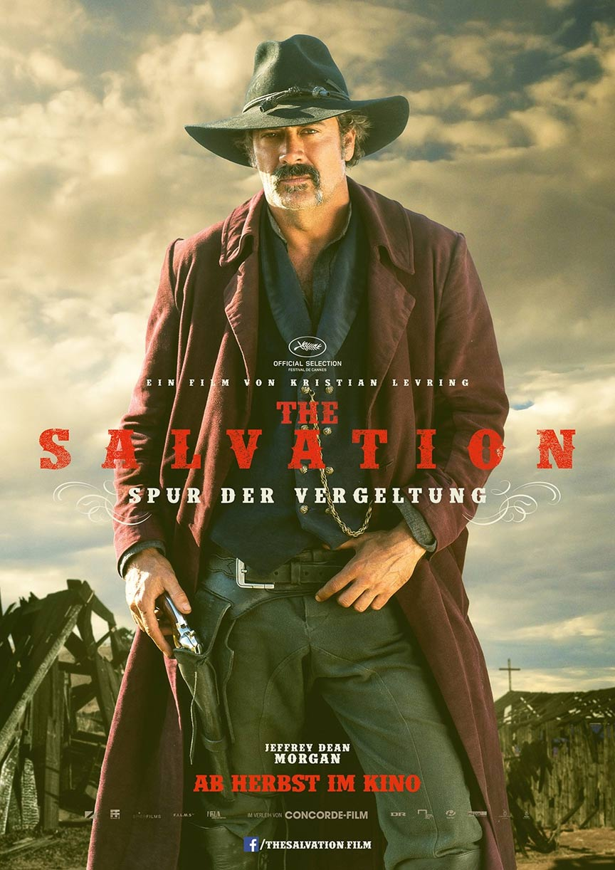 The Salvation Poster #3