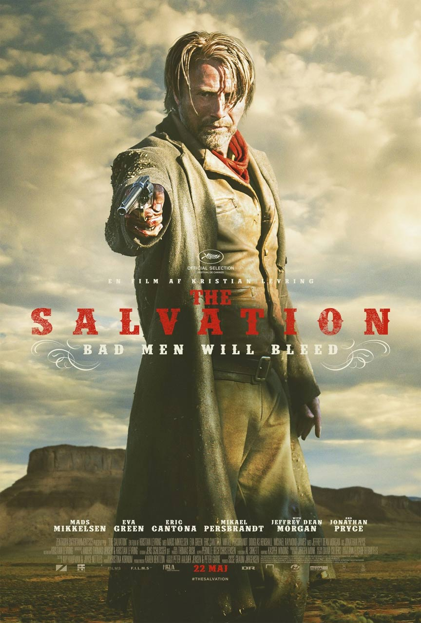 The Salvation Poster #1