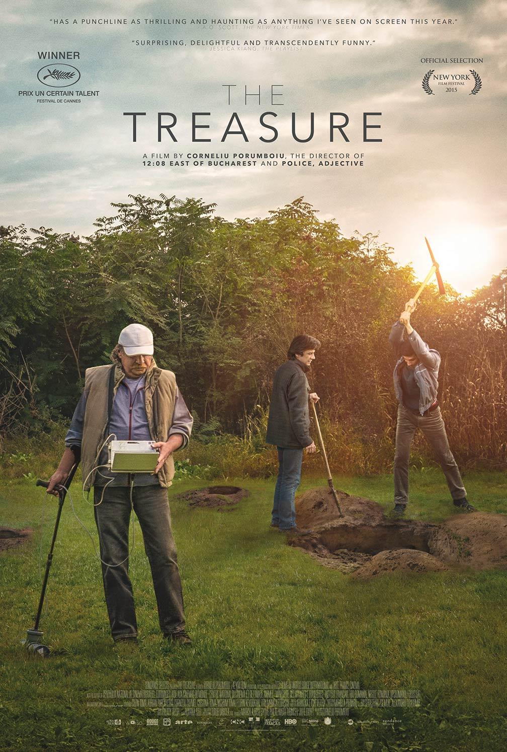 The Treasure Poster #1