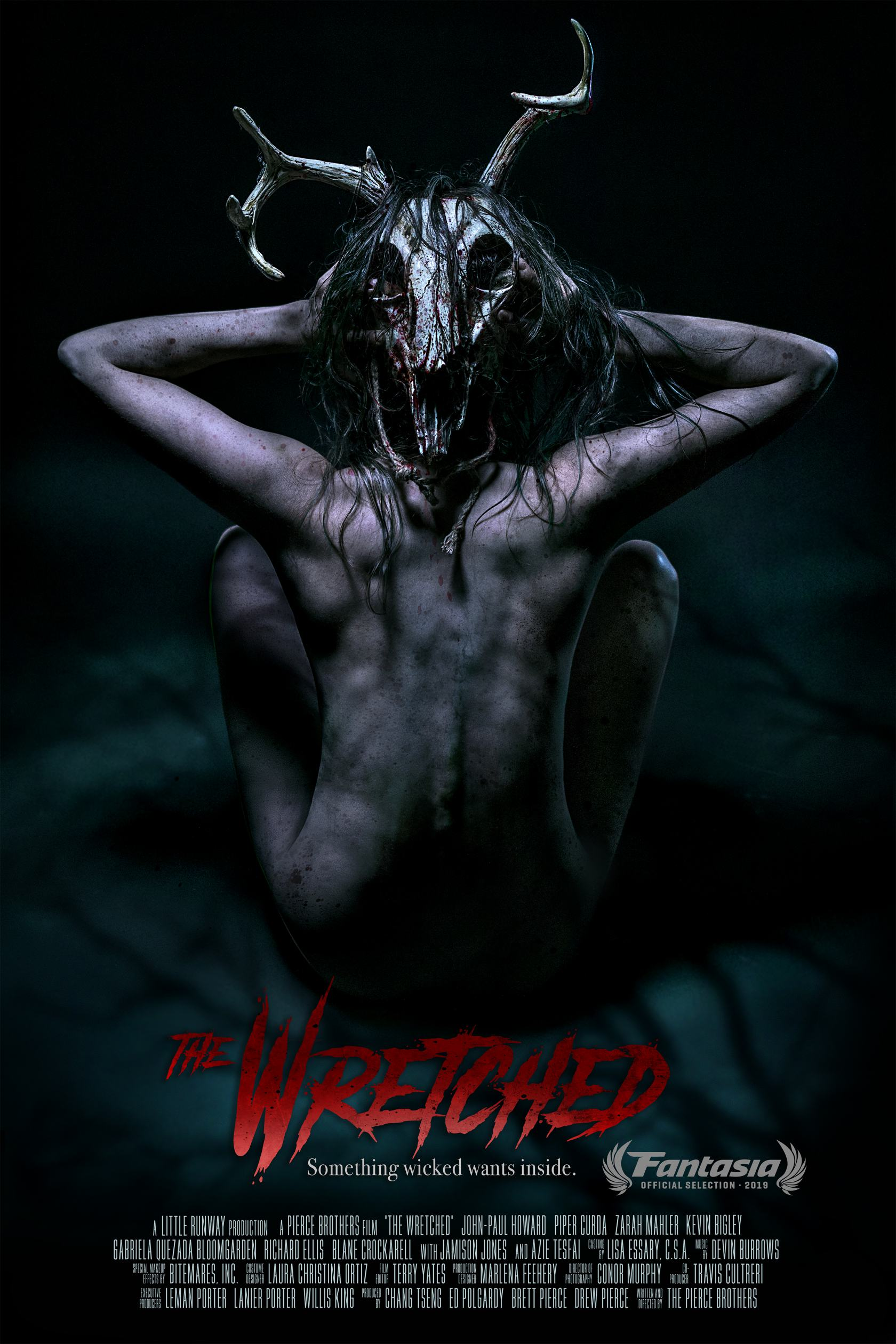 The Wretched Poster #1