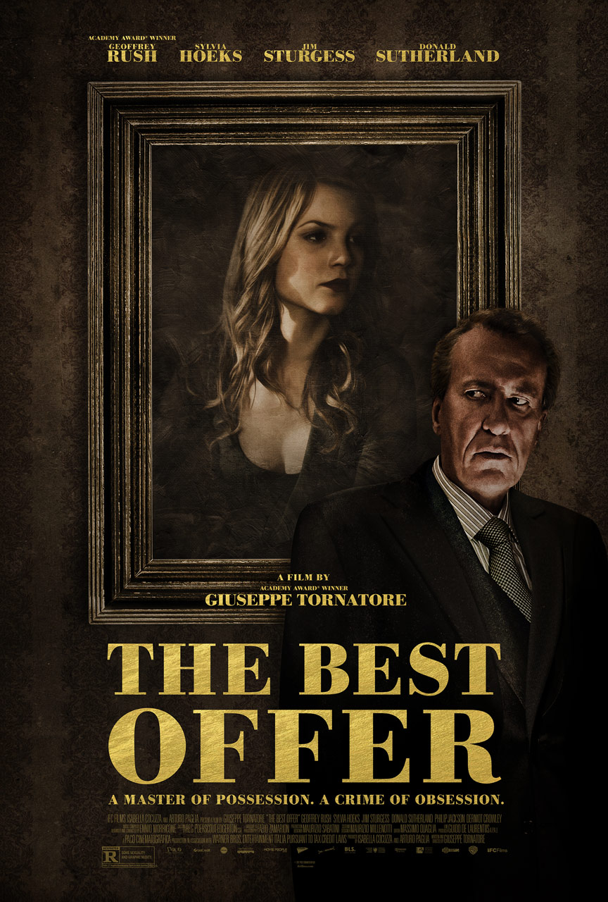 The Best Offer Poster #1