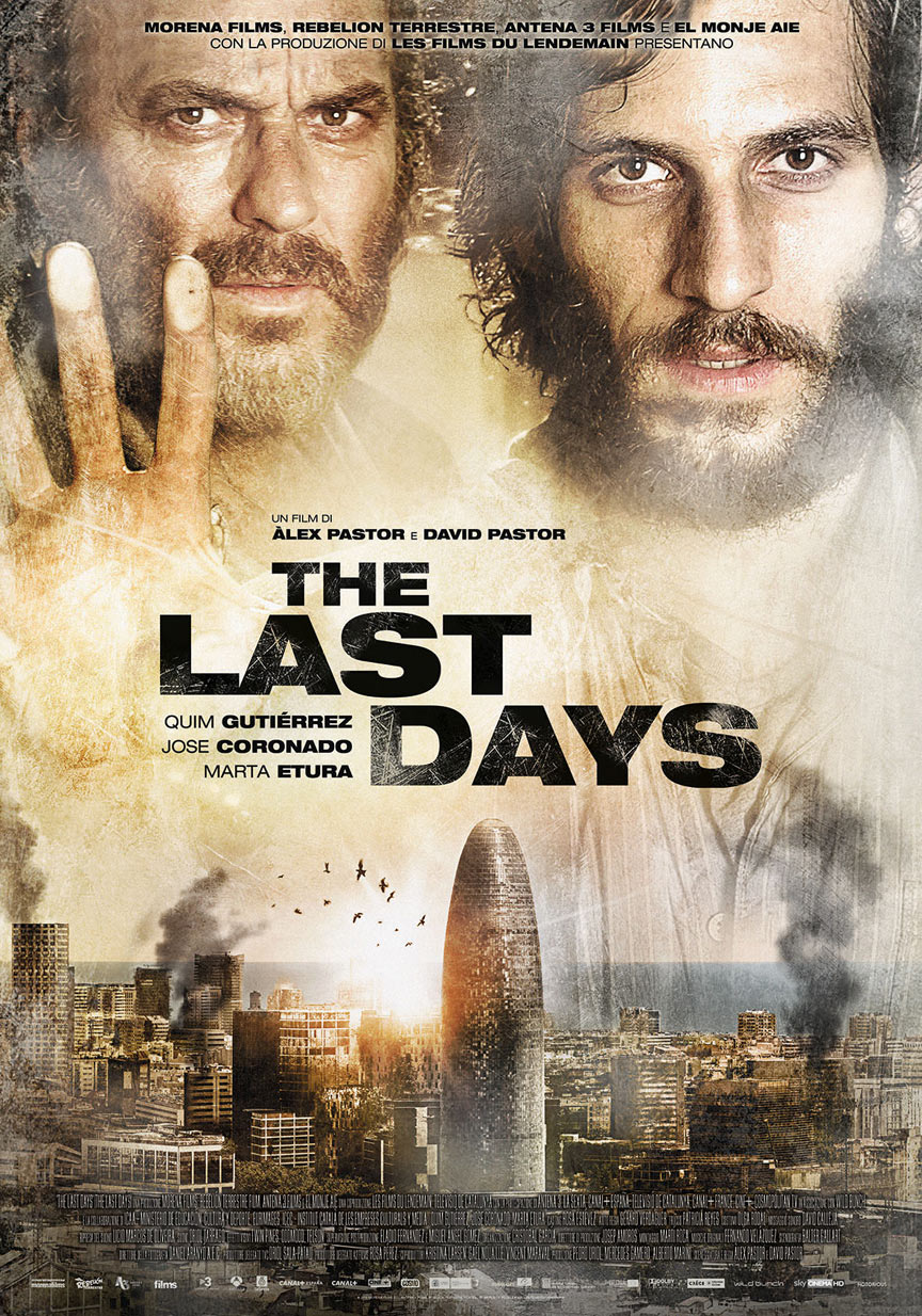 The Last Days Poster #1