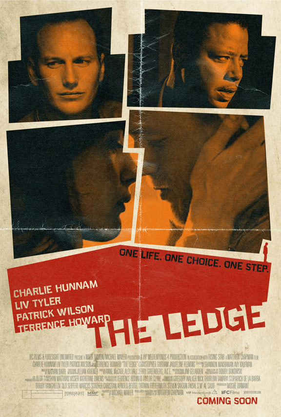 The Ledge Poster #1