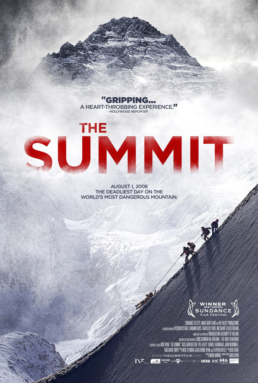 The Summit Poster #1