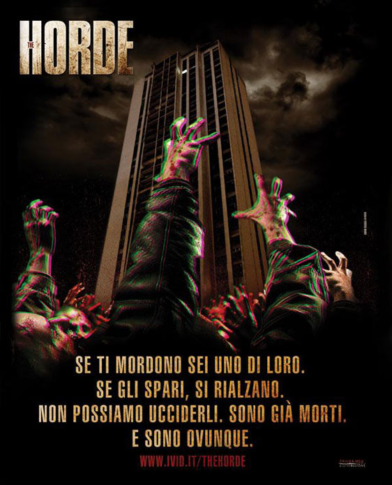 The Horde Poster #4