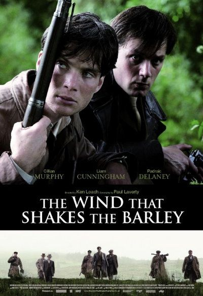 The Wind That Shakes the Barley Poster #1