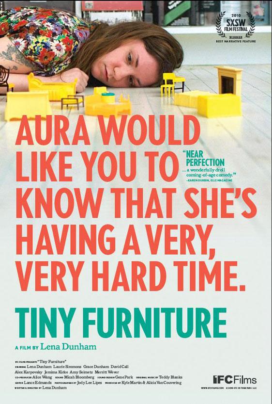 Tiny Furniture Poster #1