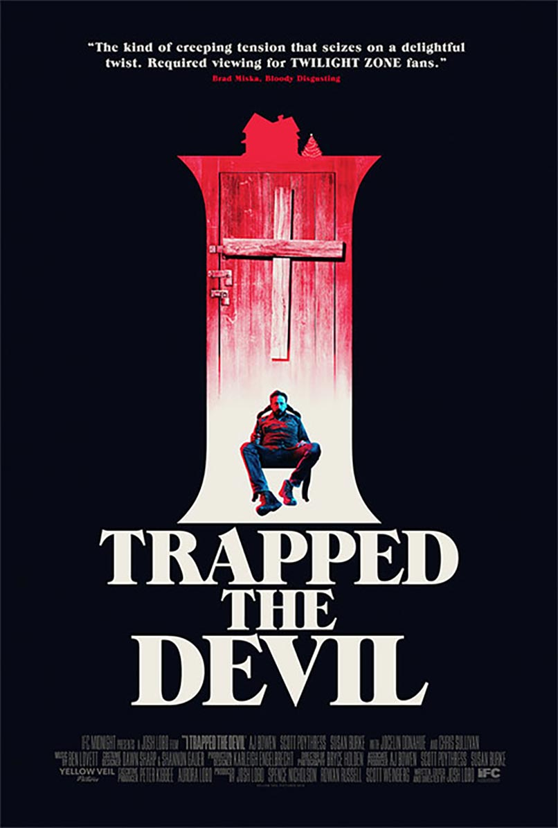 I Trapped the Devil Poster #1