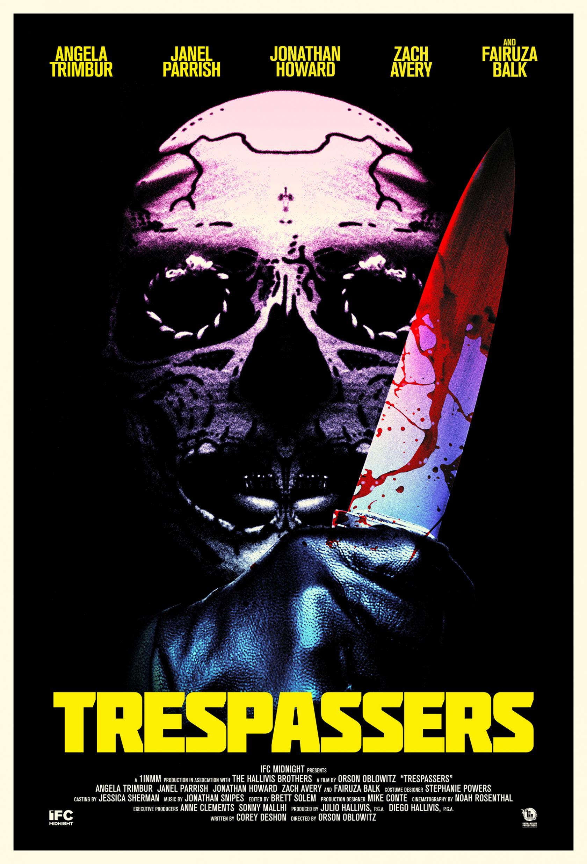 Trespassers Poster #1