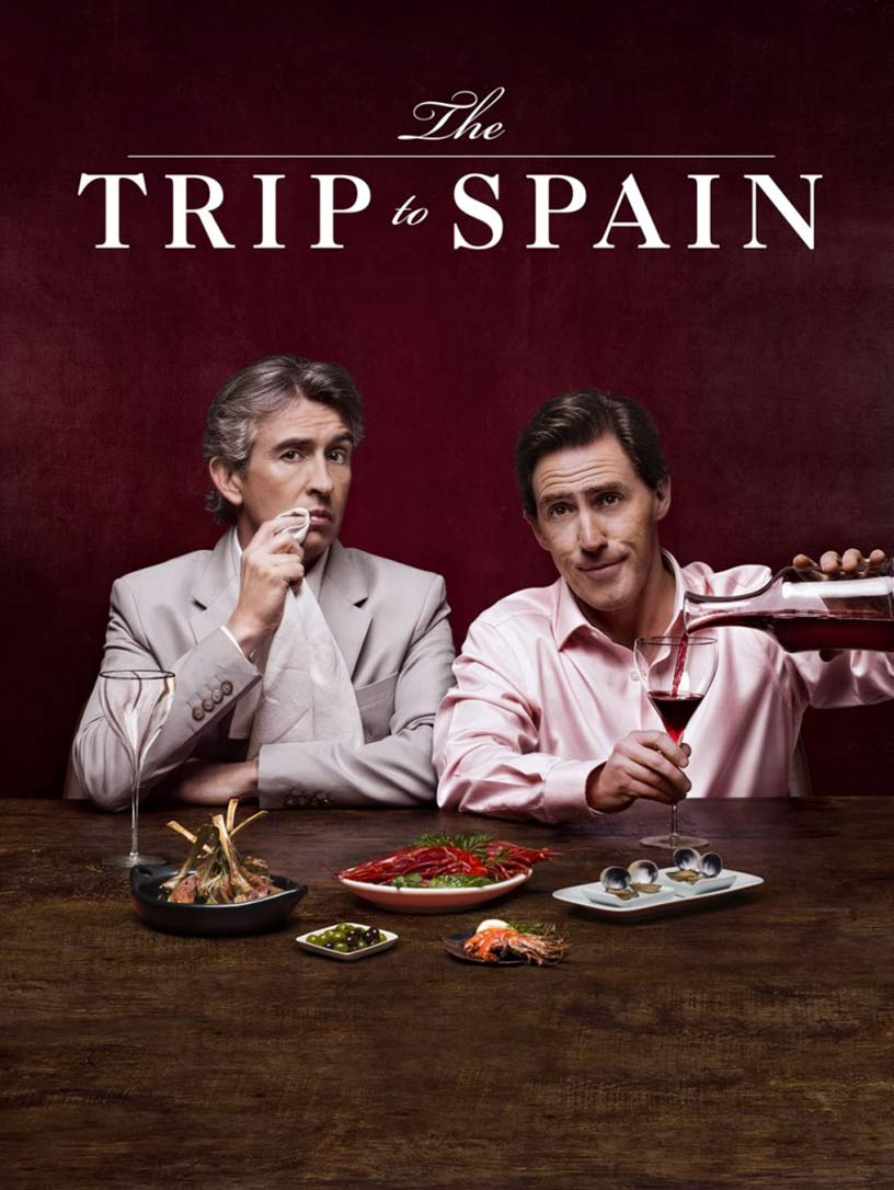 The Trip to Spain Poster #1