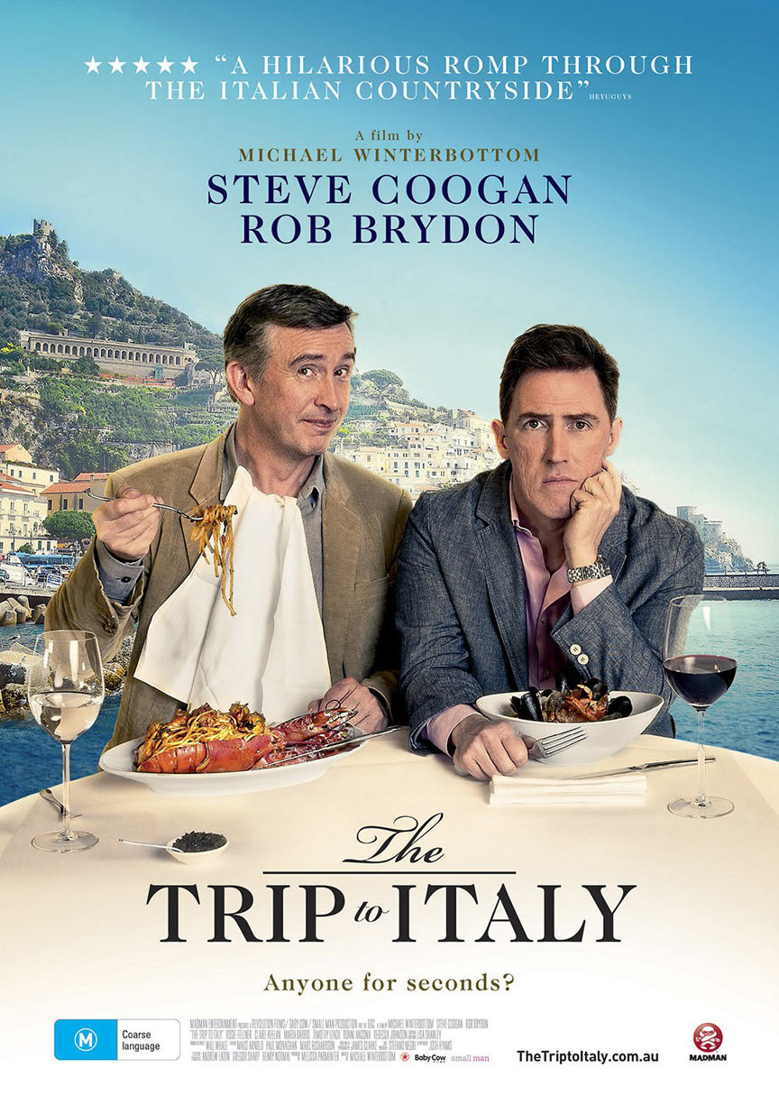 The Trip to Italy Poster #2