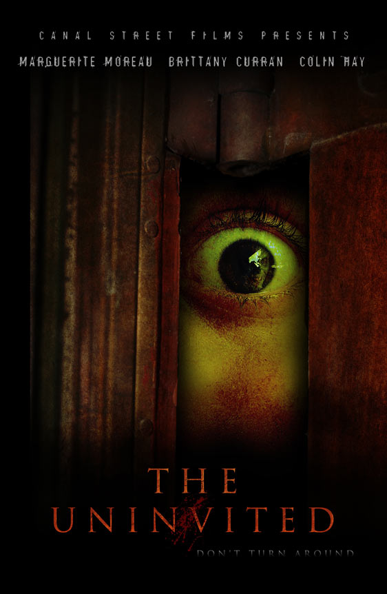 The Uninvited Poster #1