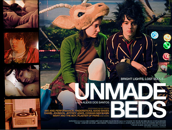 Unmade Beds Poster #3