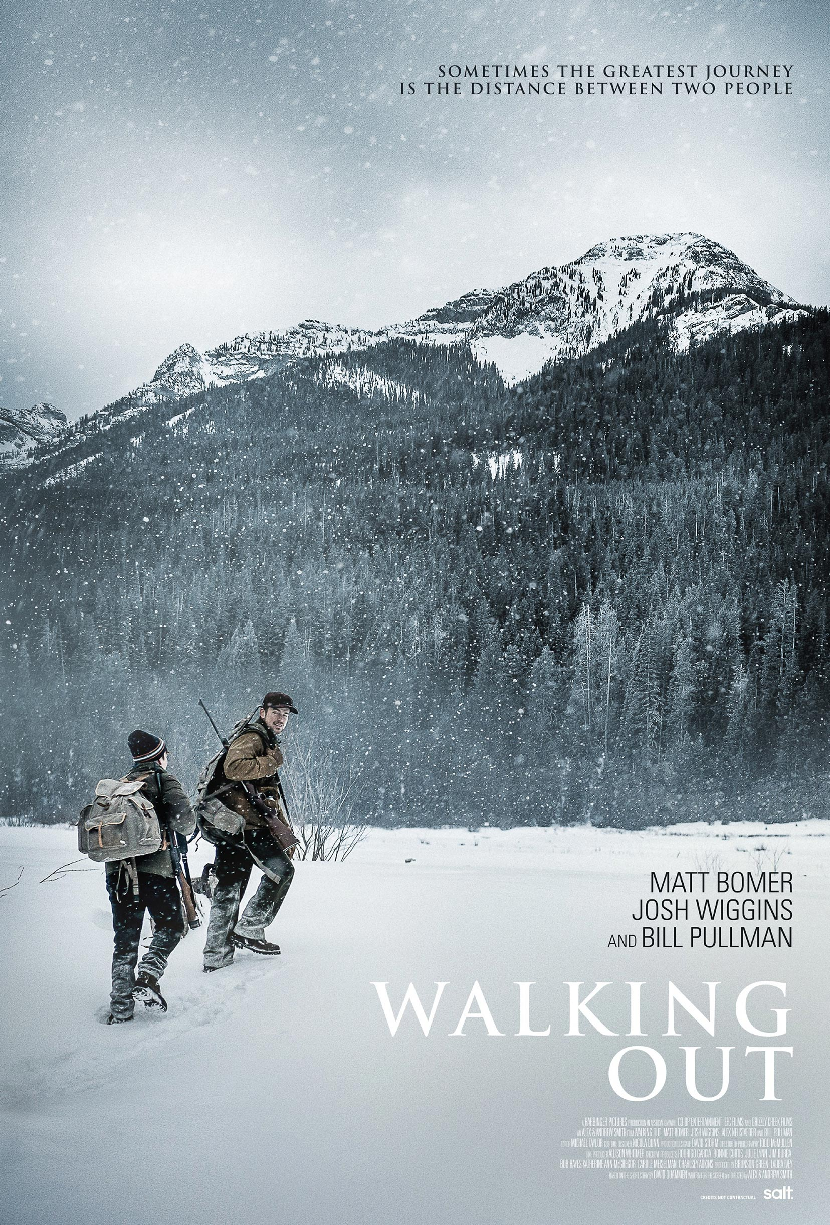 Walking Out Poster #1