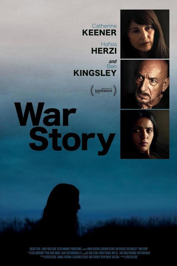 War Story Poster #1