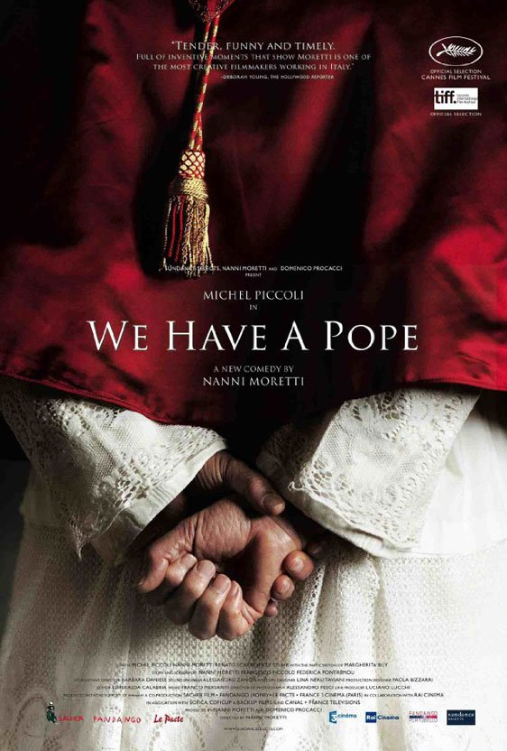 We Have a Pope (Habemus Papam) Poster #1