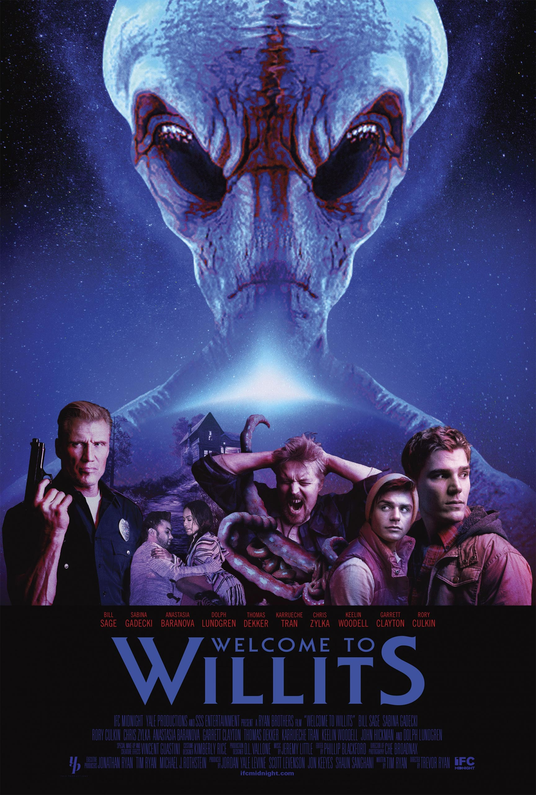 Welcome to Willits Poster #2
