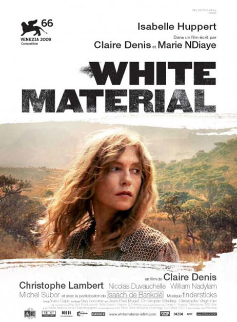 White Material Poster #1