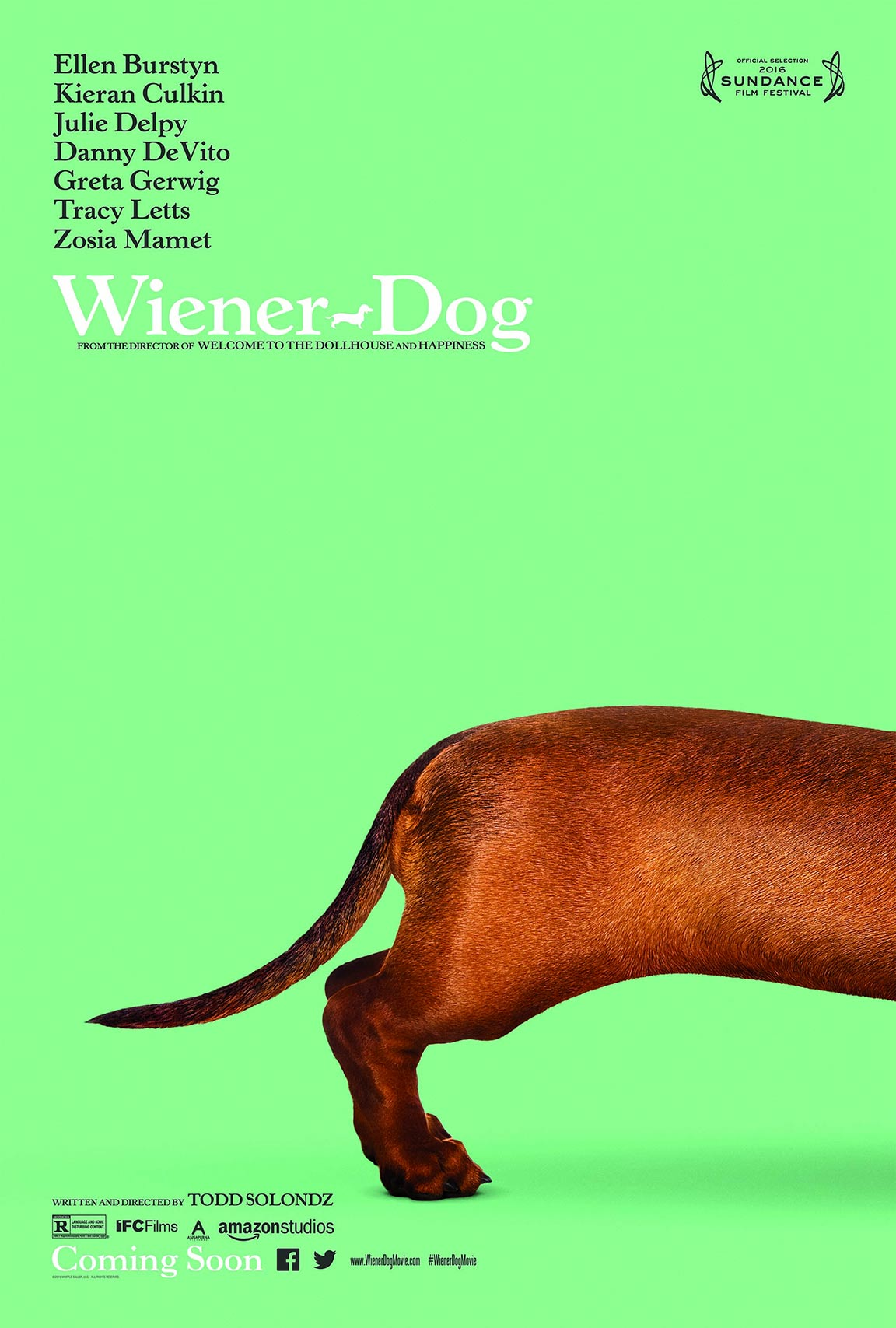 Wiener-Dog Poster #1