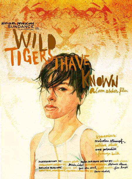 Wild Tigers I Have Known Poster #1