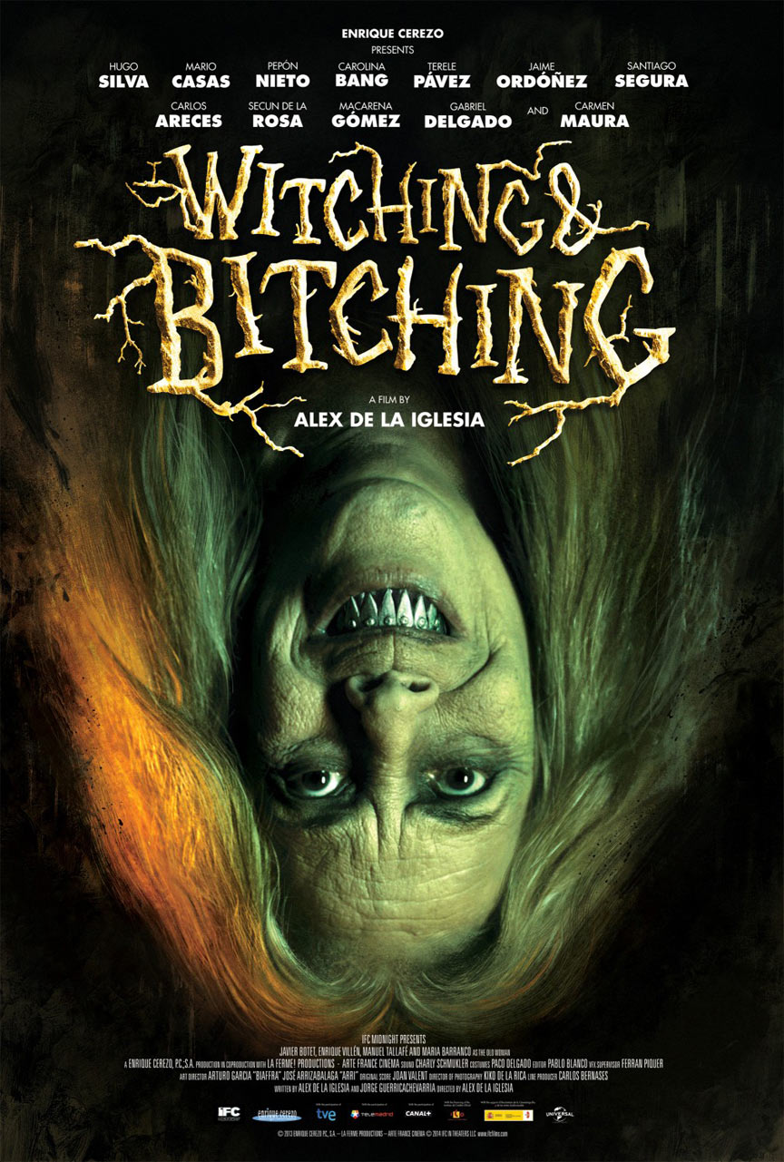 Witching and Bitching Poster #4