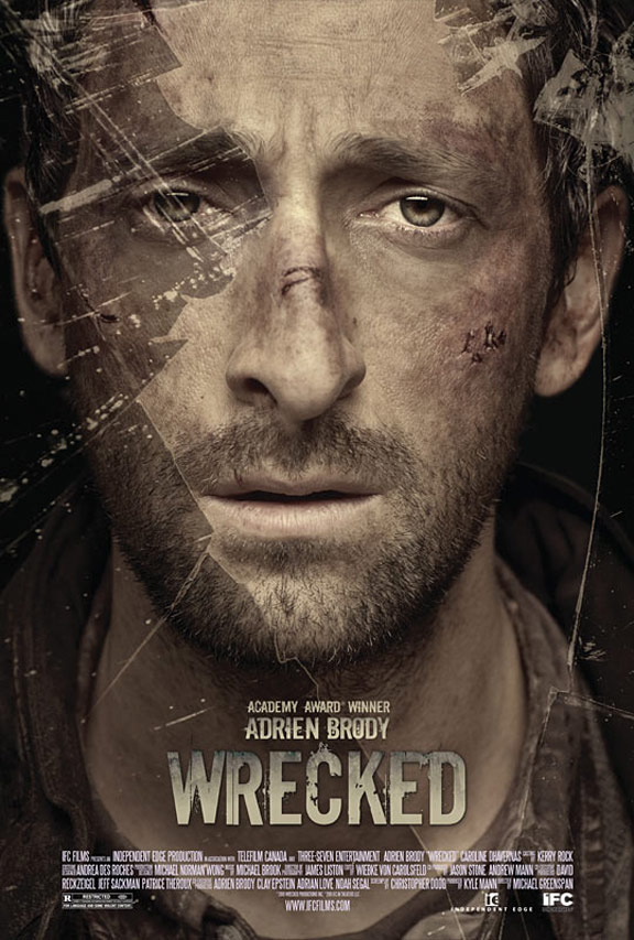 Wrecked Poster #2