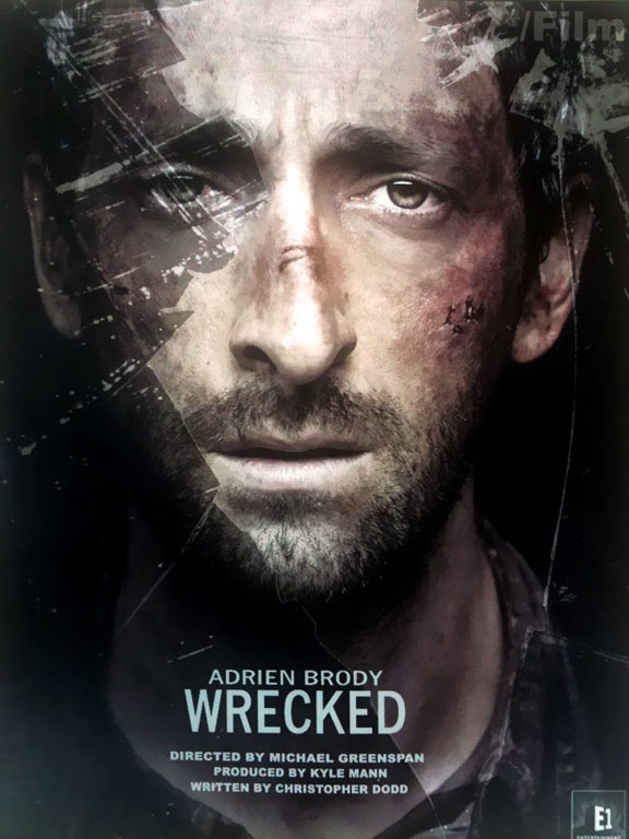 Wrecked Poster #1