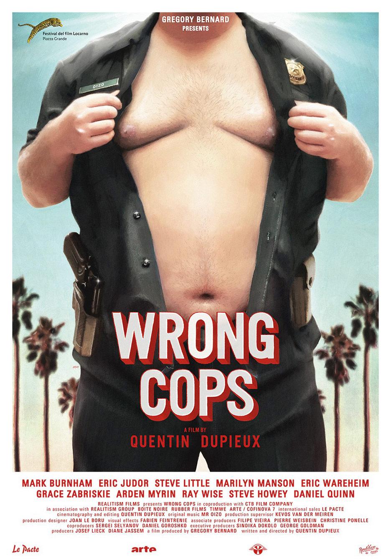 Wrong Cops Poster #1