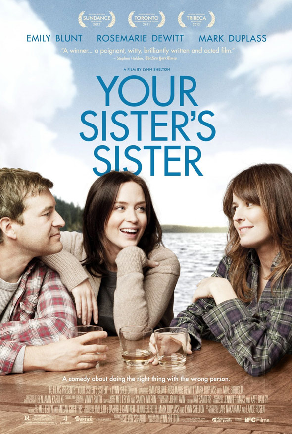 Your Sister's Sister Poster #1