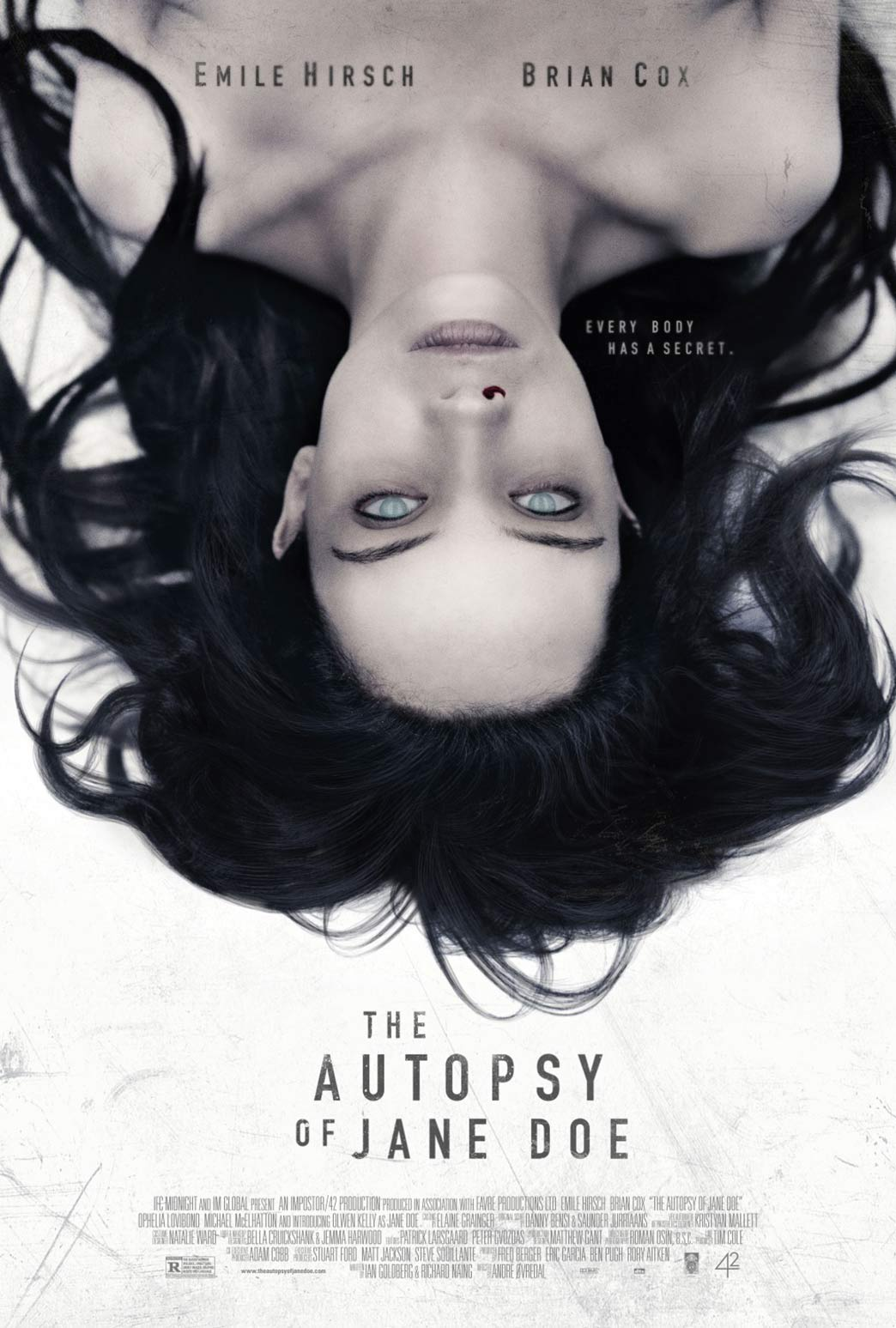 The Autopsy of Jane Doe Poster #2