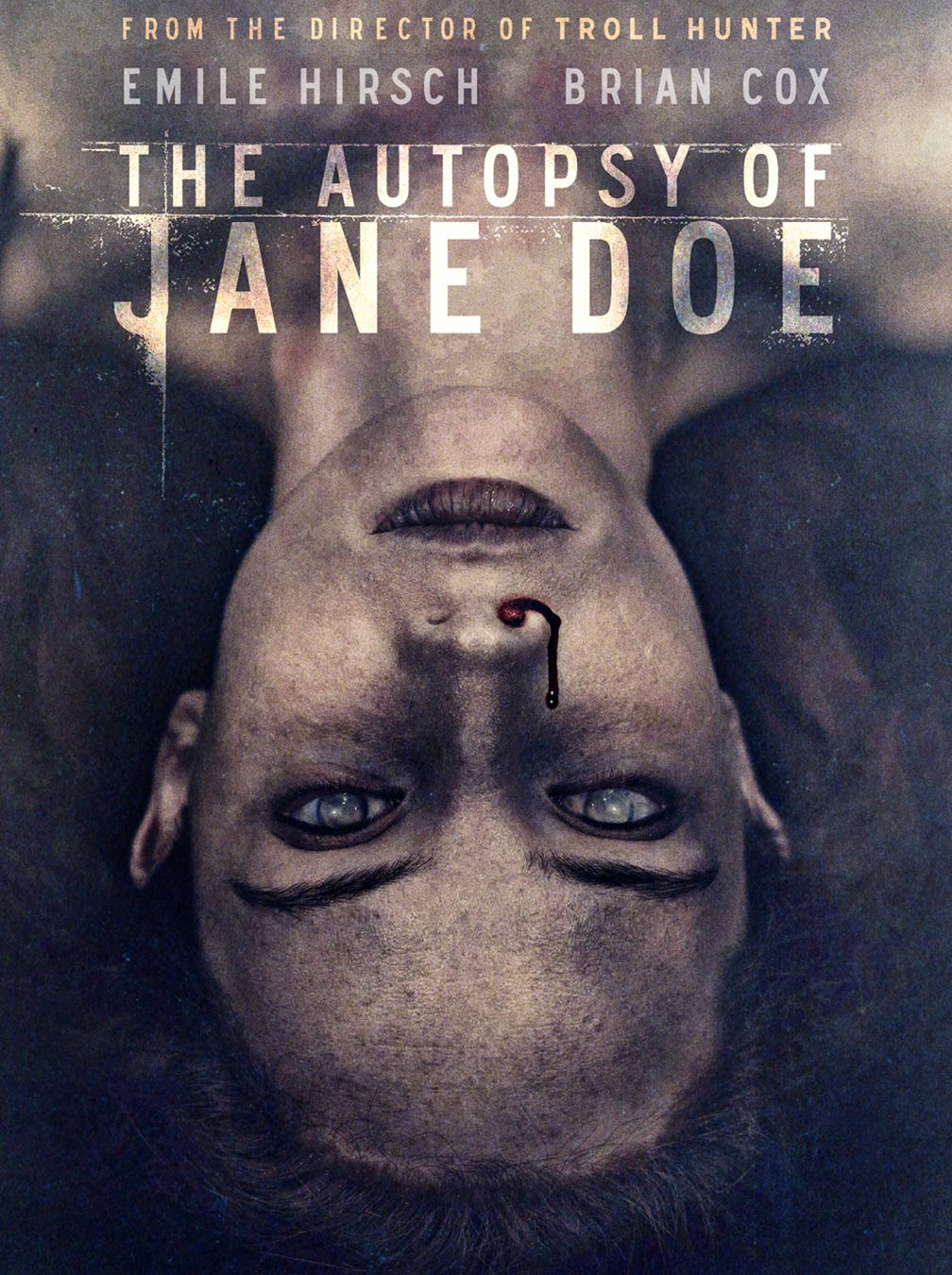The Autopsy of Jane Doe Poster #1