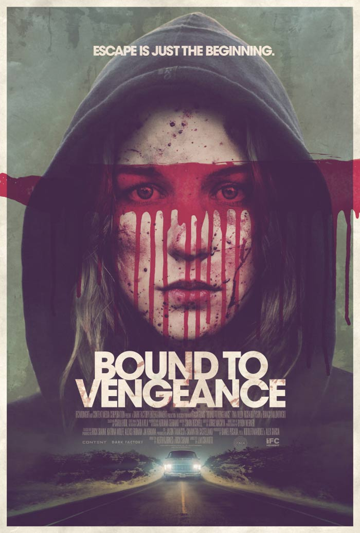 Bound to Vengeance Poster #1