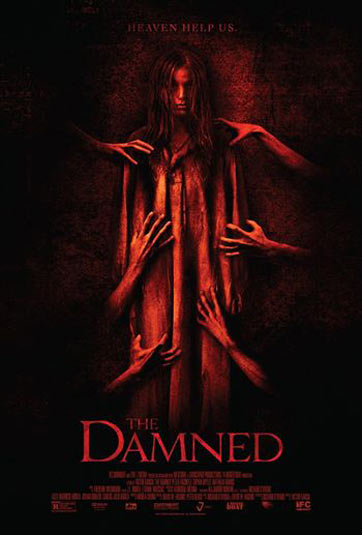 The Damned Poster #1