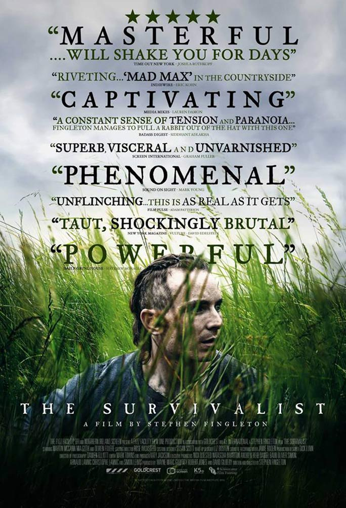 The Survivalist Poster #1