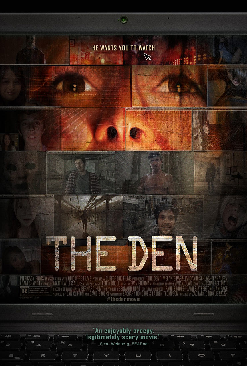 The Den Poster #1