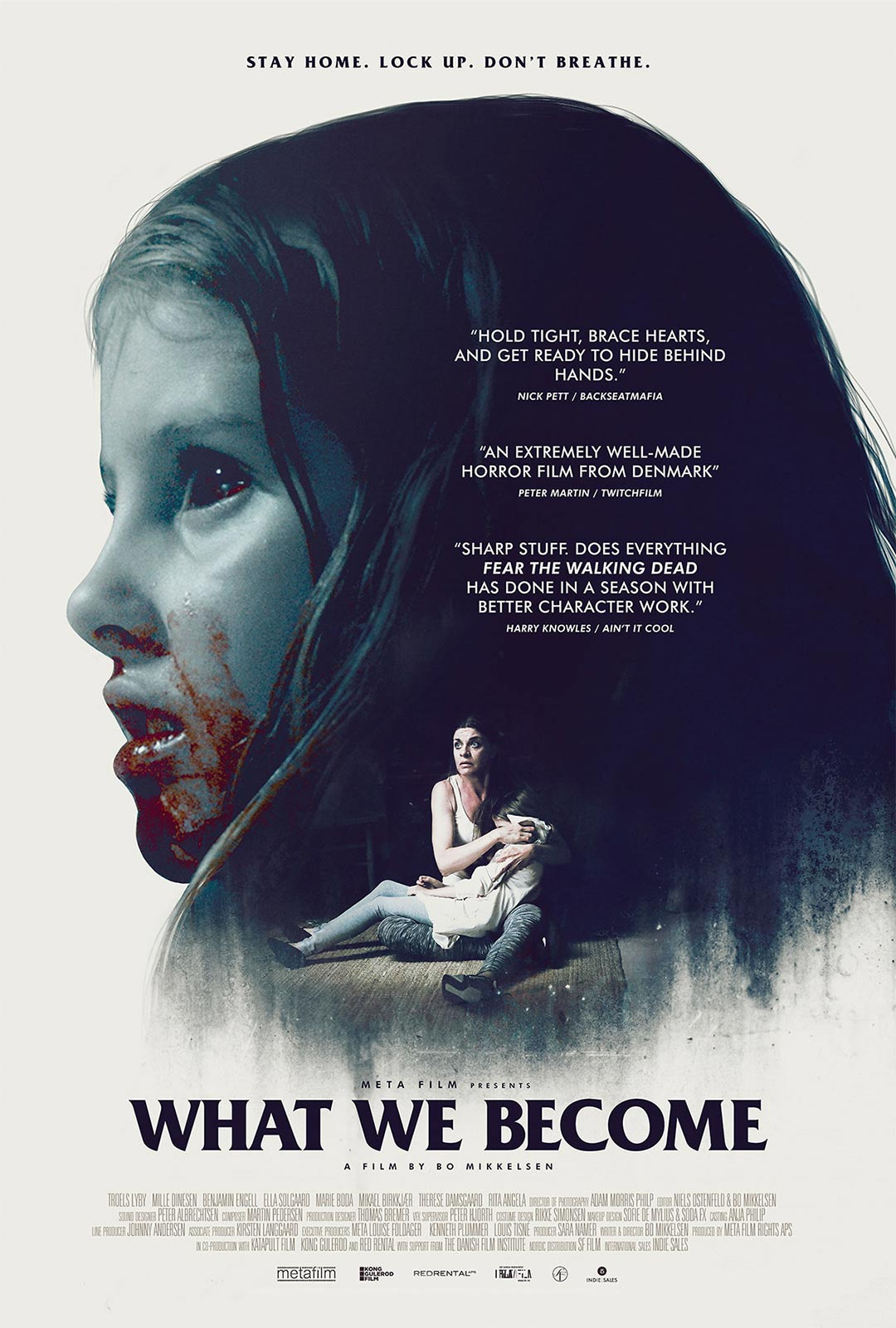 What We Become Poster #1
