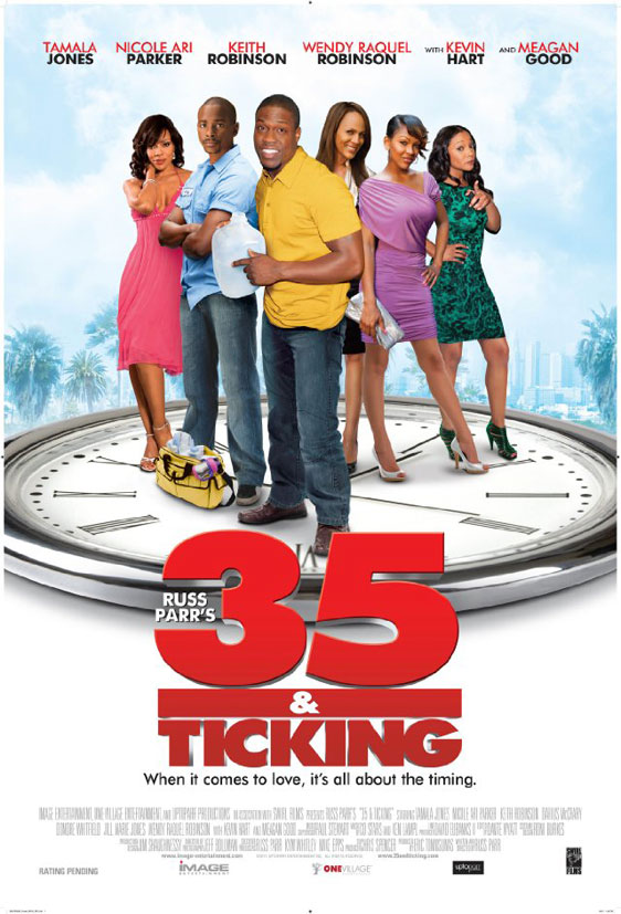 35 and Ticking Poster #1
