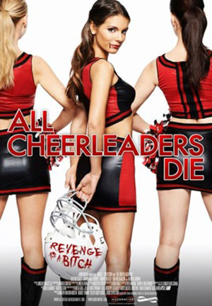 All Cheerleaders Die Poster #2