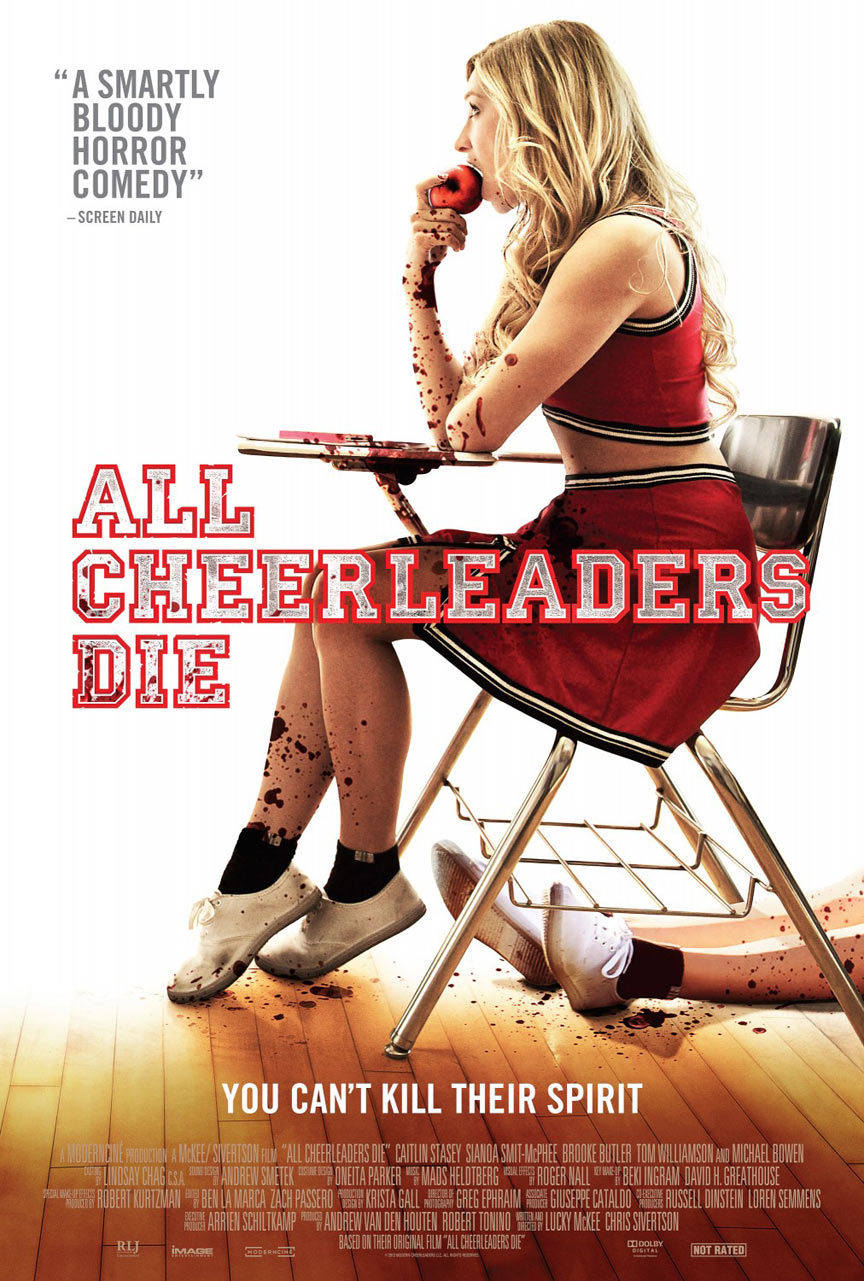 All Cheerleaders Die Poster #1