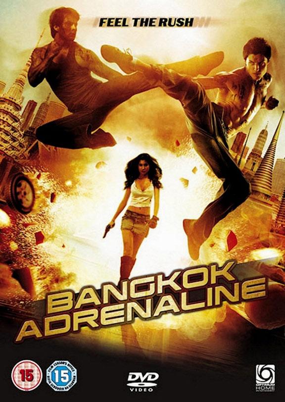 Bangkok Adrenaline Poster #2