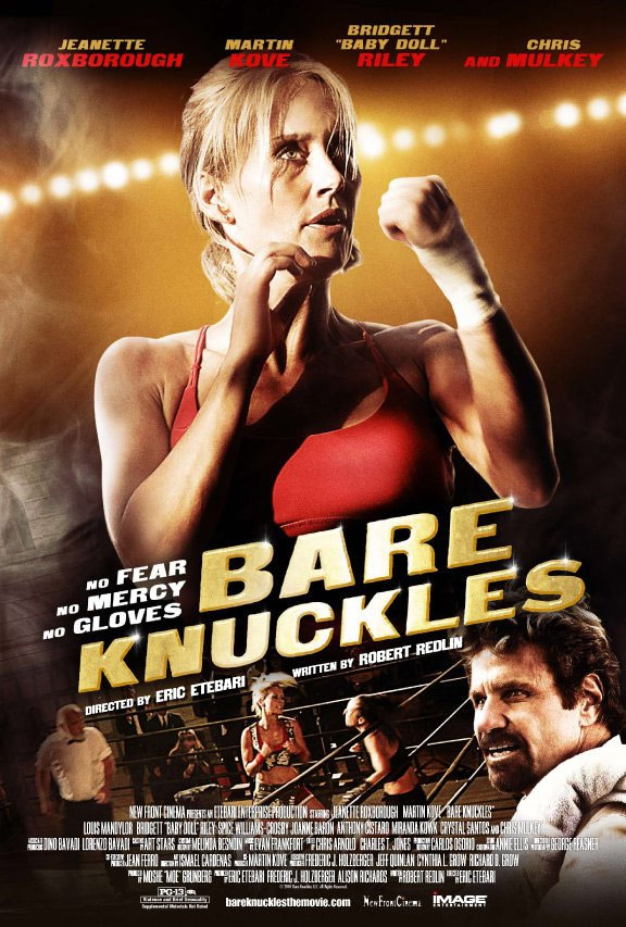 Bare Knuckles Poster #1