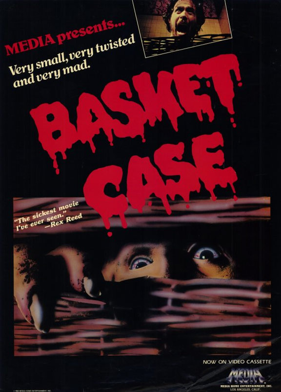 Basket Case Poster #1